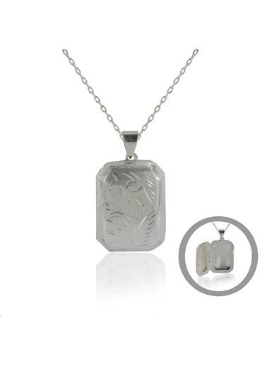 Kapaklı Kolye-Söğütlü Silver
